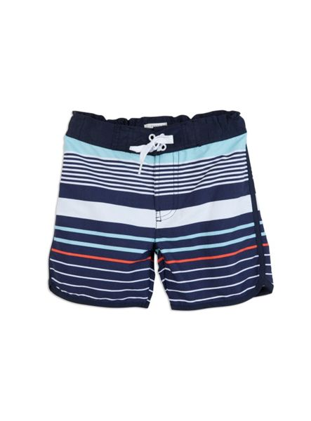 Pumpkin Patch Boys Multi Stripe Boardies