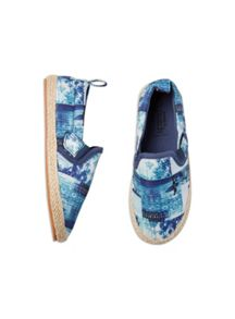 Pumpkin Patch Boys Hessian Sneaker