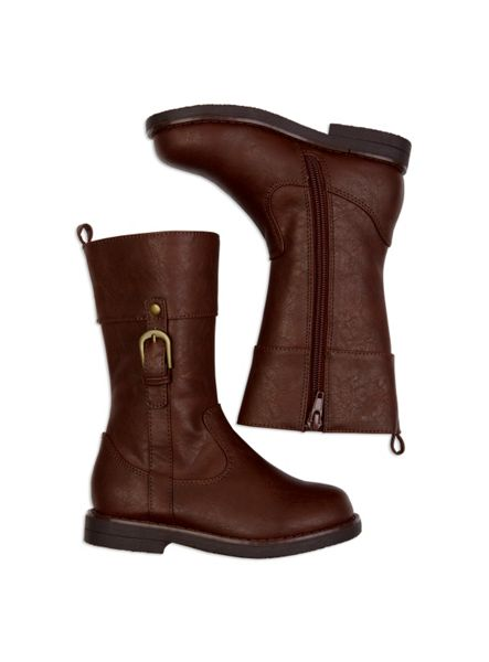 Pumpkin Patch Girls Tall Classic Boot