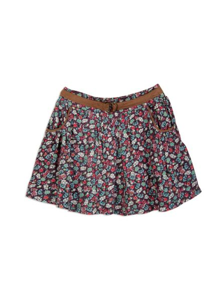 Pumpkin Patch Woodside Bloom Skirt