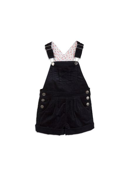 Pumpkin Patch Pincord Dungarees