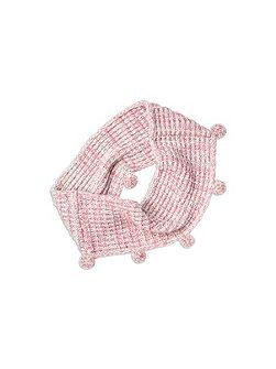 Girls Pompom Snood