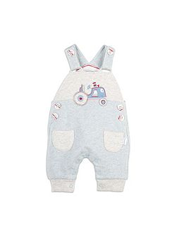 Fleece Tractor Dungaree