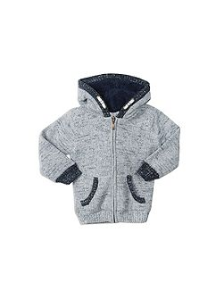 Marle Hooded Cardigan