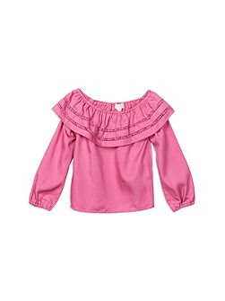Giselle Frill Top