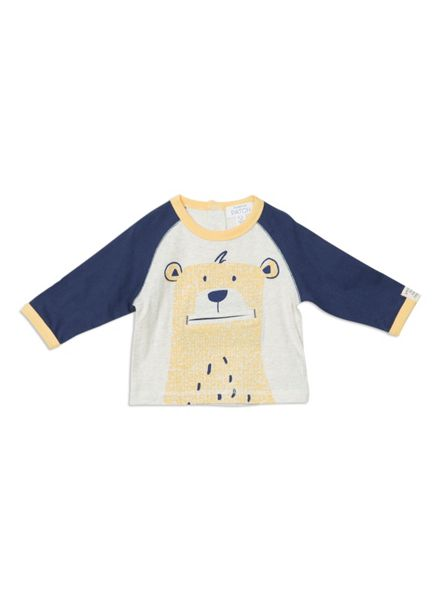 Pumpkin Patch Bear Face Tee