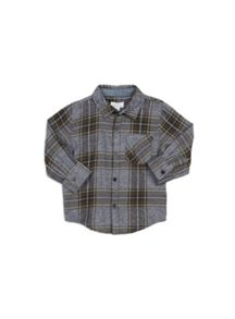 Pumpkin Patch Marled Check Shirt