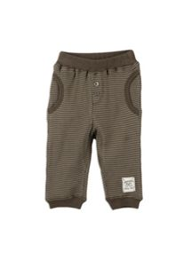 Pumpkin Patch Stripe Joggers