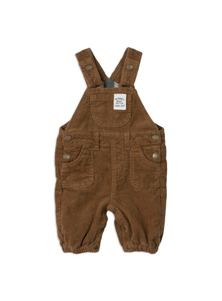 Pumpkin Patch Cord Dungarees