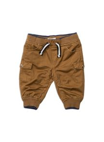 Pumpkin Patch Banana Leg Lined Pants