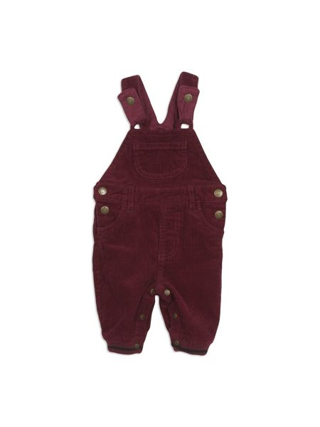 Pumpkin Patch Washed Cord Dungarees