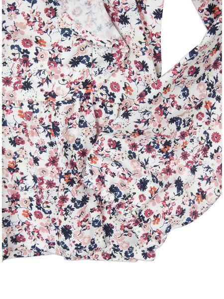 Pumpkin Patch Carina Floral Woven Top