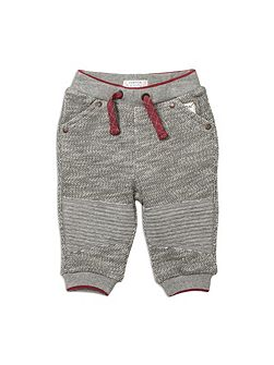 Knee Panelled Joggers