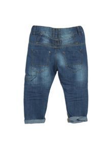 Pumpkin Patch Articulated Worker Jeans