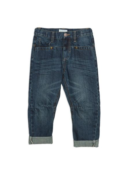 Pumpkin Patch Enginereed Seamed Jeans