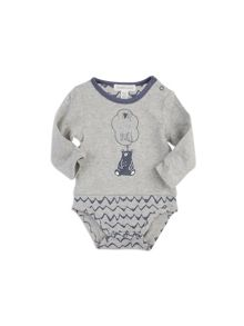 Pumpkin Patch Bear Hug Bodysuit