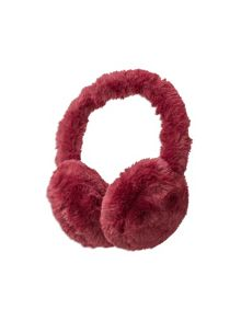 Pumpkin Patch Winter Fur Earmuffs