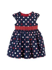 Pumpkin Patch Spot Dress