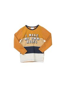 Pumpkin Patch I Make My Own Rules Tee