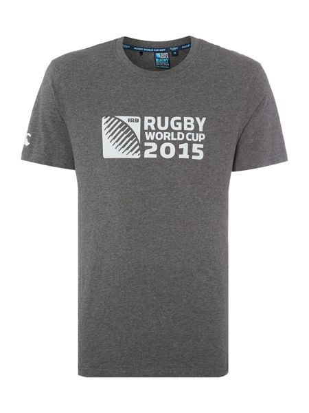 Rugby World Cup 2015 2015 Logo Crew Neck T-Shirt