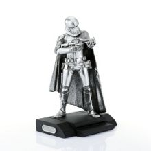 Royal Selangor Captain phasma figurine limited edition