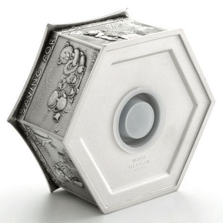 Royal Selangor Umbrella Coin Box