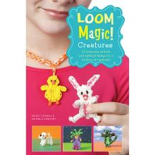 Loom Magic Creatures Book!
