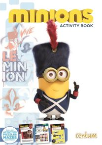 Minions Movie Activity Book
