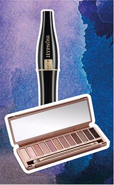 Lancome Hypnose Urban Decay Naked Palette