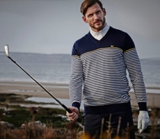 Lyle and Scott Golf