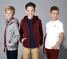 Lyle and Scott Kids