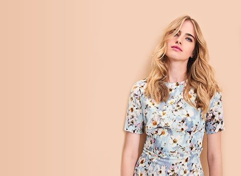 Shop the Floral Edit