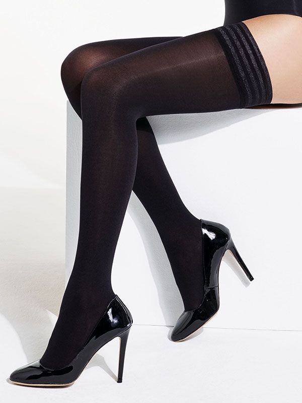 Charnos Opaque Hold Ups