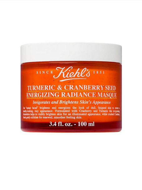 Kiehl's Turmeric and Cranberry Seed Radiance Masque