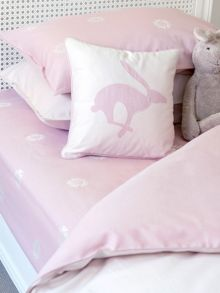 Harriet Hare Hare Flower bed linen range