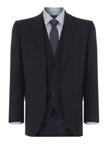 New & Lingwood Richmond Birdseye Three Piece Suit