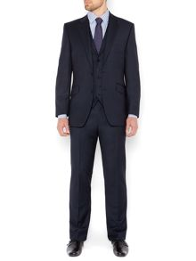 Richmond Birdseye Three Piece Suit