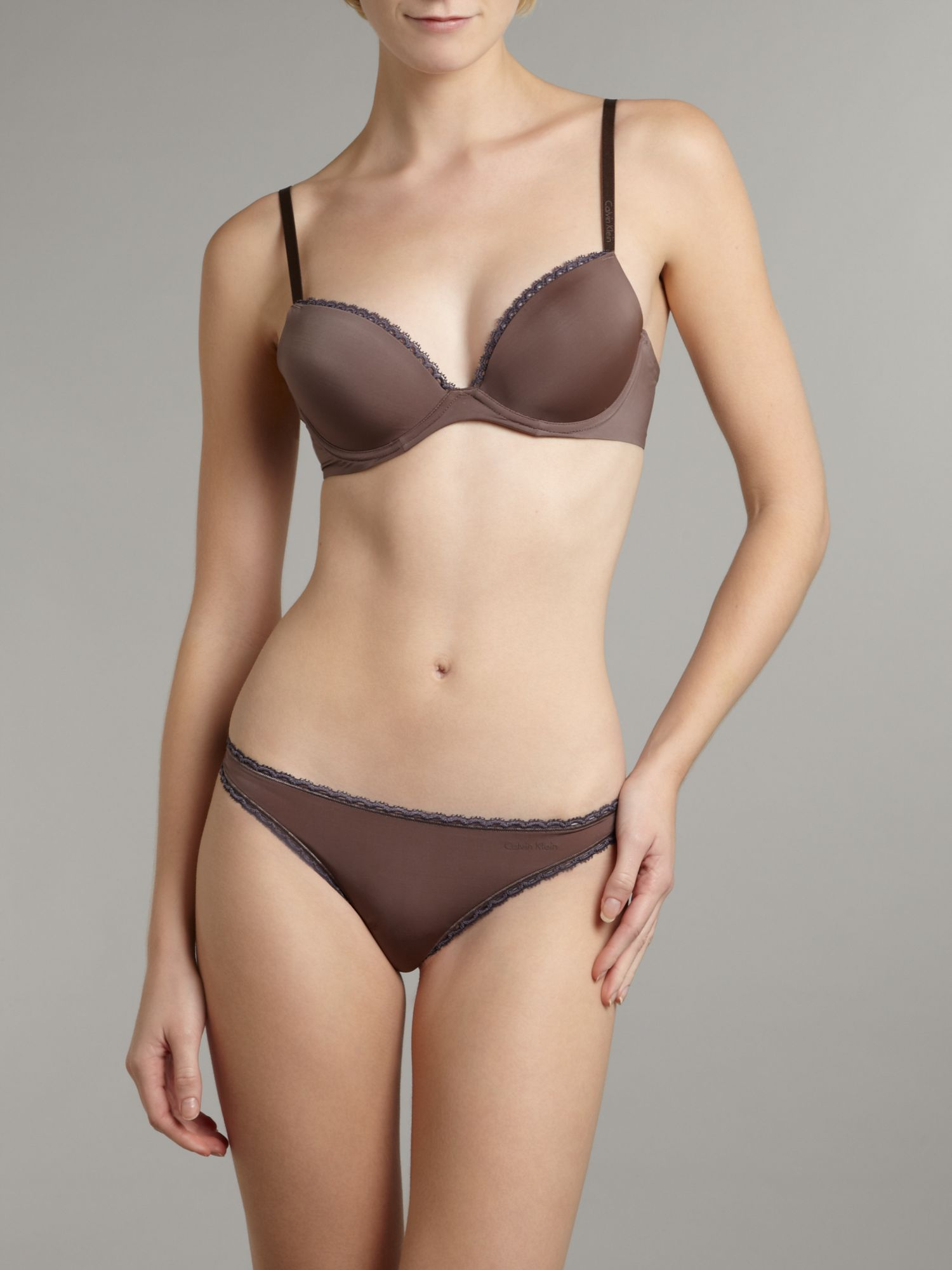 Seductive comfort lingerie collection