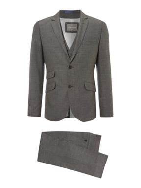 Peter Werth Single breasted with AMF stitching suit