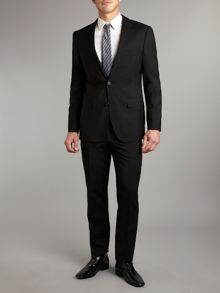 Hugo Boss Sharp 5 Regular Fit Wool suit