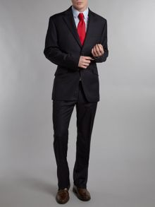 Howick Tailored Ford Fine Herringbone Suit