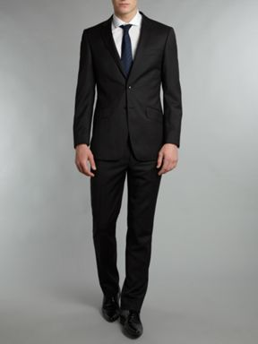 Simon Carter Regular fit wool suit