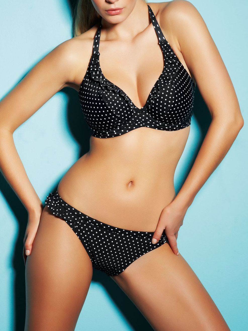 Pier Polka Swimwear Collection