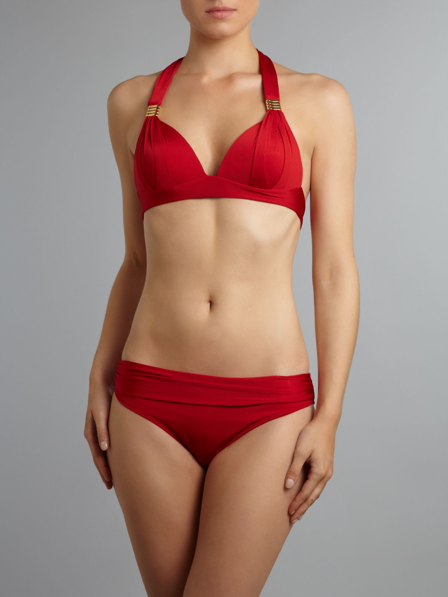 Goddess Range in Red