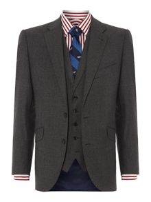 Formal Flannel Suit