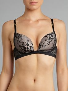 Stella McCartney Stella lace range in black