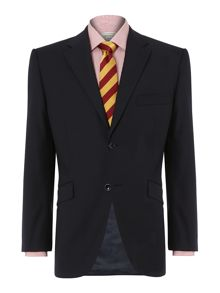 Fine herringbone suit