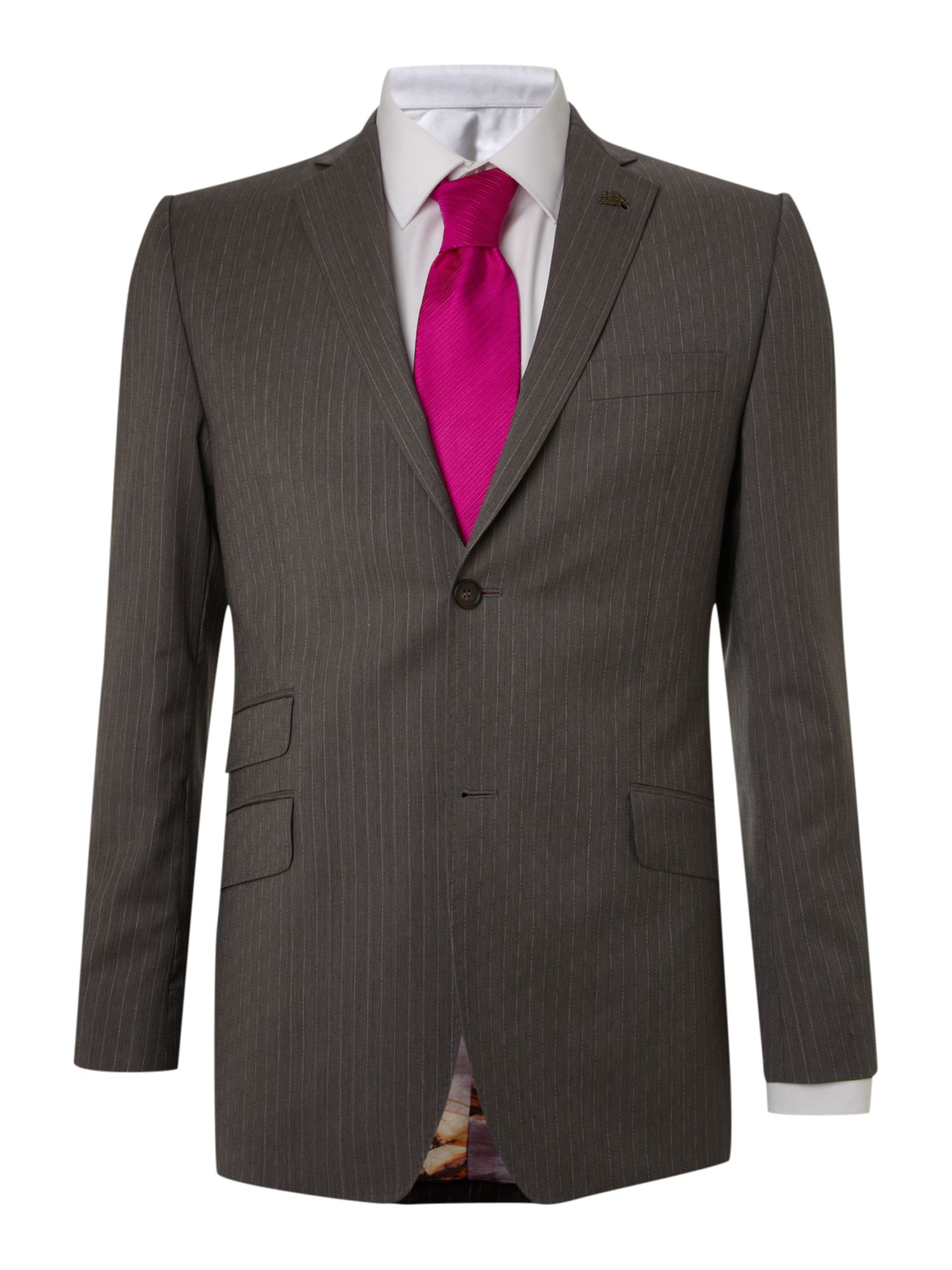 Sterling stripe suit