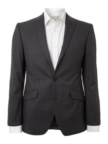 Kenneth Cole Ace Shadow Stripe Suit
