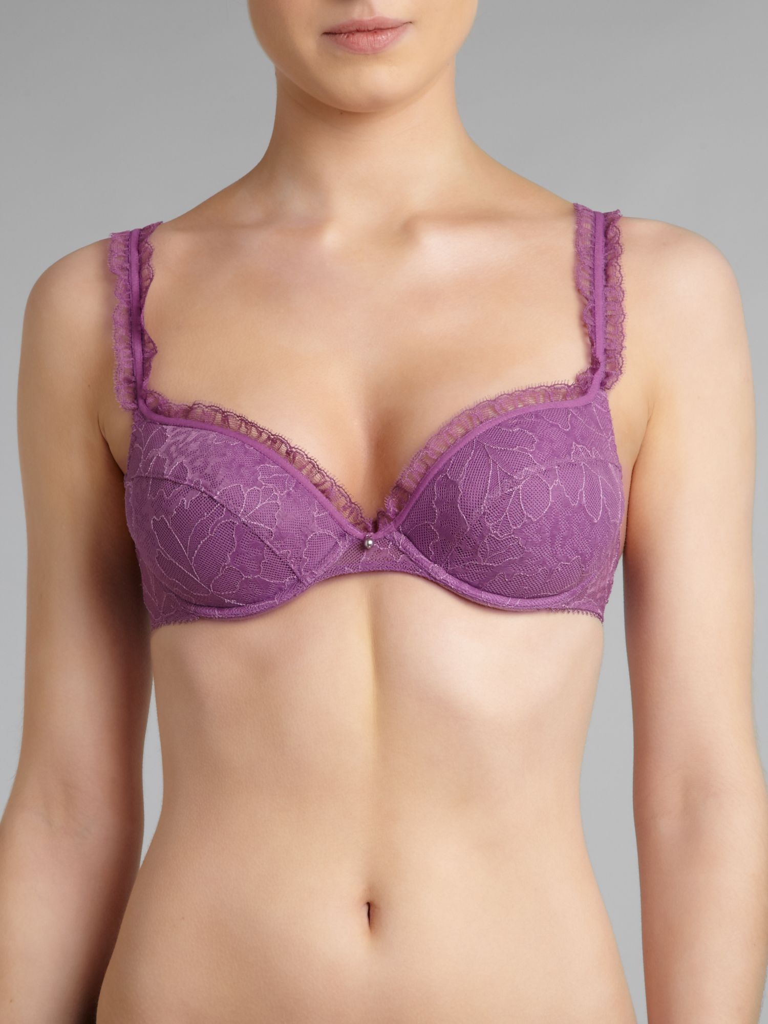 Dentelle de fee ranfe in purple